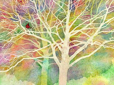 Artistic Painting - Whisper by Hailey E Herrera