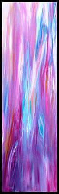 Whispering Spirit Print by Amy Drago