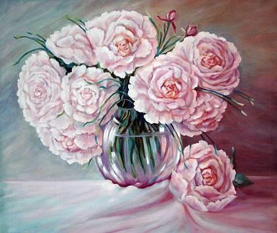 Spirit Catcher Painting - White Innocence by Katreen Queen
