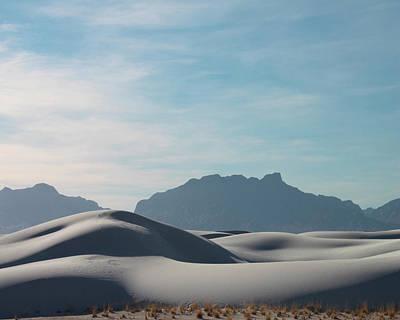 White Sands Natural Anatomy  Original by Jack Pumphrey