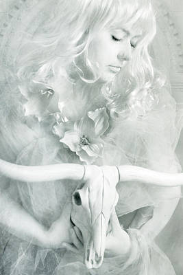 White Witch II Print by Cambion Art