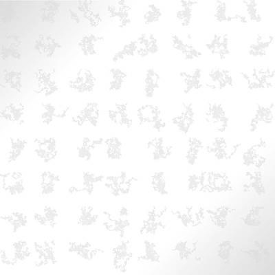 Alone Digital Art - White.28 by Gareth Lewis