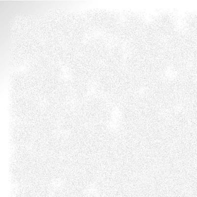 Noise Digital Art - White.35 by Gareth Lewis