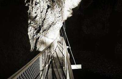 Whitewater Walk Original by Jan Faul