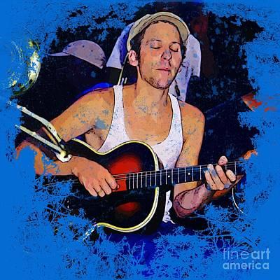 Whole Lot A Blues Original by John Malone