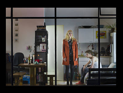 Hopper Photograph - Why by Aad Vogel