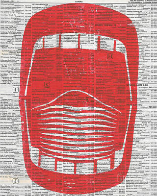 Wide Open Mouth Print by Igor Kislev