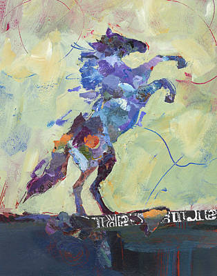 Painting - Wild Pony by Shelli Walters