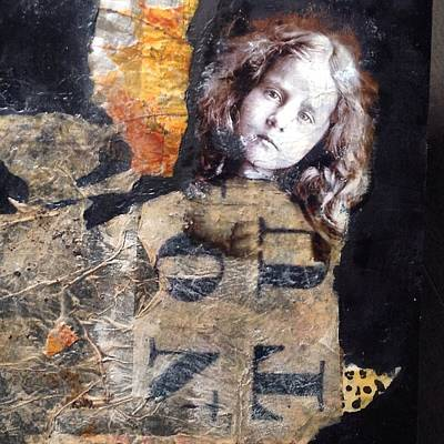 Mixed Media - Wild Tangent by Susan McCarrell