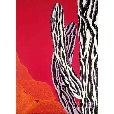 Desert Photograph - Wild,  Wild West by Karyn Robinson