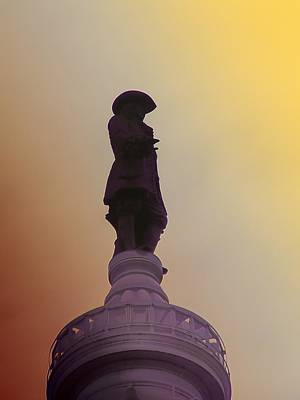 William Penn Digital Art - William Penn by Bill Cannon