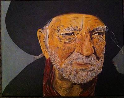 Willie Nelson Original by Grayson Engleman