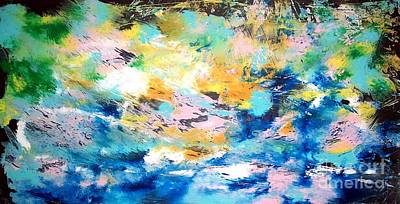 Painting - Wind Of Change by Mary Sedici