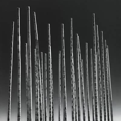Hollow Photograph - Wind Organ by Wim Lanclus