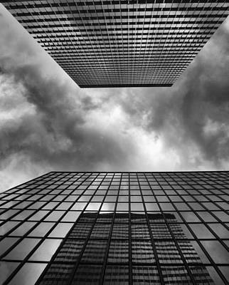 Cities Digital Art - Windows Within Windows II by Jessica Jenney