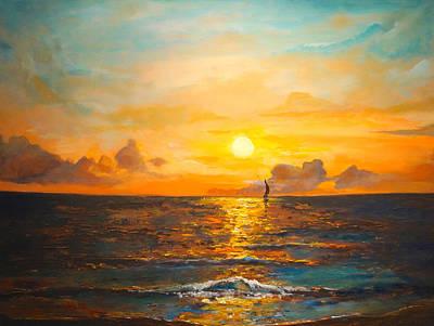 Windward Original by Alan Lakin