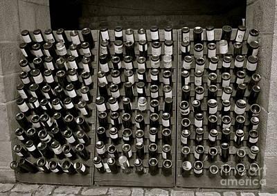 Wine O' Plenty Print by Amy Sorvillo