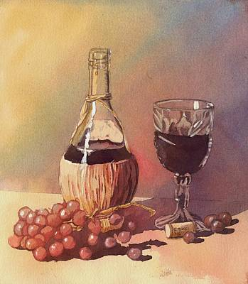 Wine Tints Original by Steph Bucci