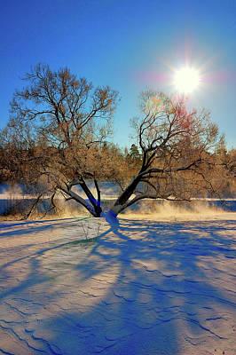 Winter Sun Original by Yuri Hope
