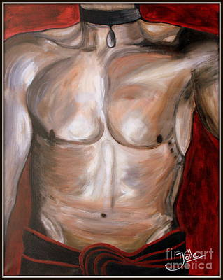 Wishful Thinking Painting - Wishful Thinking.. by Jolanta Anna Karolska