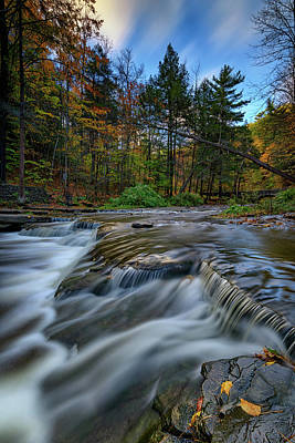 Wolf Creek Photograph - Wolf Creek Autumn by Rick Berk