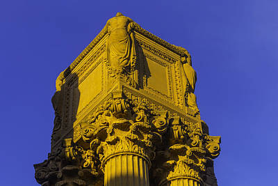 Classicism Photograph - Wonderful Palace Of Fine Arts by Garry Gay