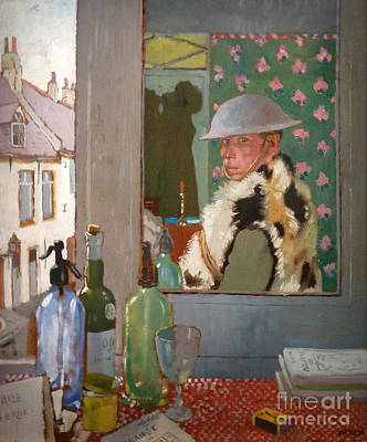 World War One Painting - World War One by William Orpen