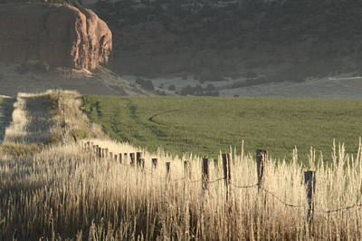 Thermopolis Photograph - Wyoming Morning.. by Al  Swasey