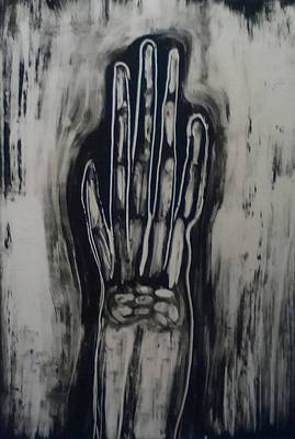 X-ray Print by Dean Paradis