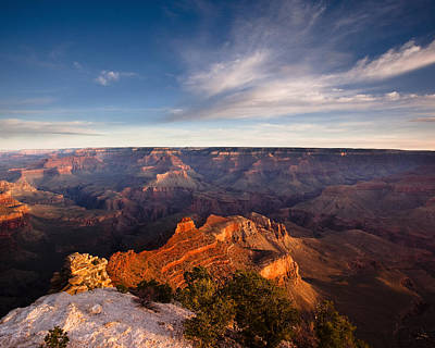 Yaki Point - Grand Canyon National Park Print by Andrew Soundarajan