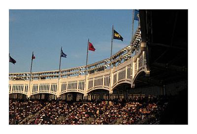 Yankee Stadium Original by David Kilborn