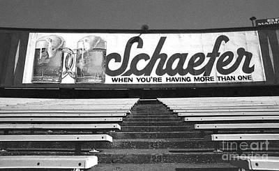 Yankee Stadium Bleachers Photograph - Yankee Stadium-final Day In The Bleachers by Ross Lewis