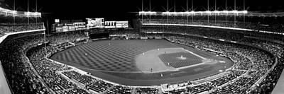 Yankee Stadium Print by Michael Klement