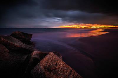 Brighton Photograph - Yellow Mellow by Edgars Erglis