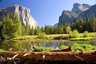 El Capitan Photograph - Yosemite  by Craig Sanders