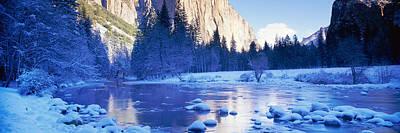 Yosemite National Park, California Print by Panoramic Images