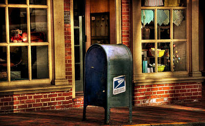 Us Postal Service Photograph - You Got Mail by Todd Hostetter