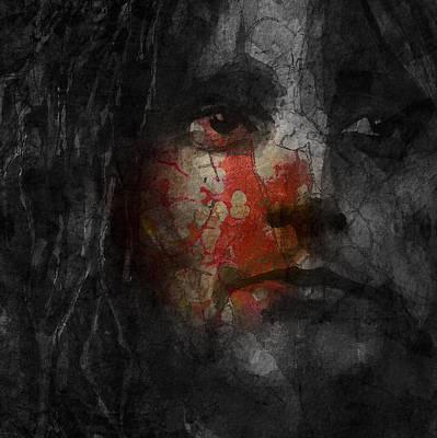 Lips Digital Art - You Wear It Well  by Paul Lovering