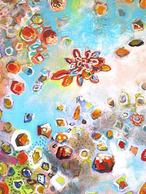 Cosmological Painting - Your Light Shines Brightly by Scott Richard