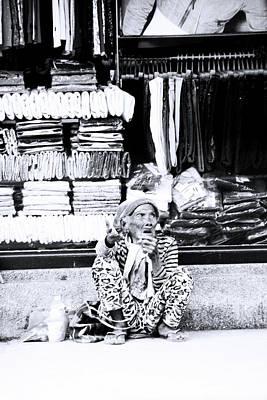 Photograph - Zambo Lady by Jez C Self