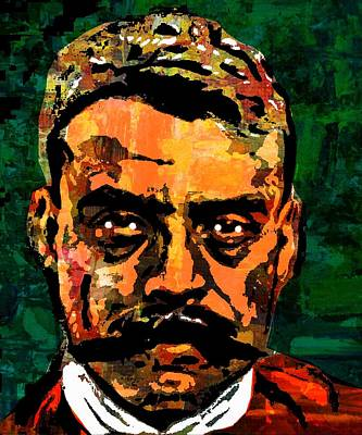 Zapata Print by Otis Porritt