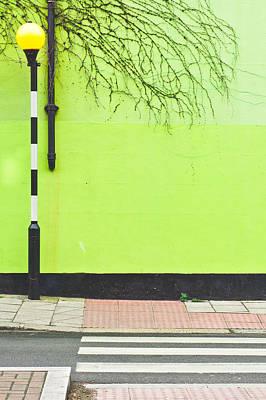 Zebra Crossing  Print by Tom Gowanlock