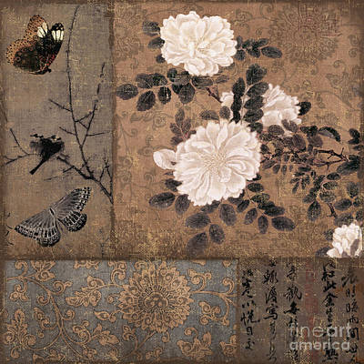 Zen Spice Print by Mindy Sommers