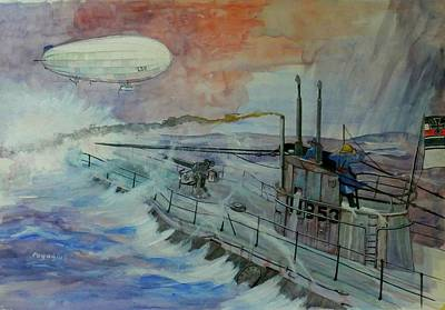 Zeppelin Z59 Original by Ray Agius
