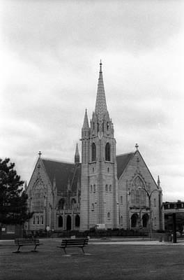 Zion Lutheran Church Photograph - Zion Lutheran Church by Erica Wise