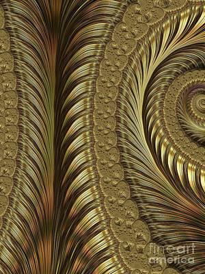 Zipper Digital Art - Zipper  by John Edwards