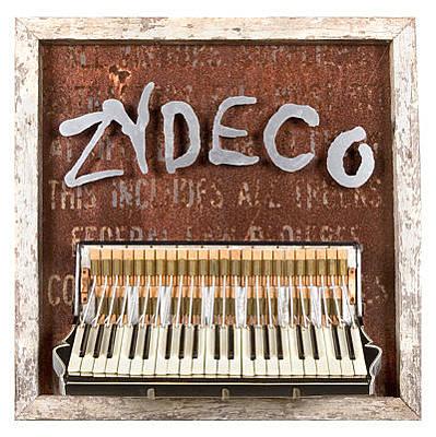 Art Mixed Media - Zydeco by Benjamin Bullins
