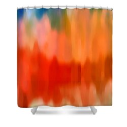Watercolor 4 Shower Curtain by Amy Vangsgard