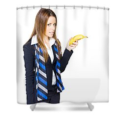 Monkey Business Shower Curtain by Jorgo Photography - Wall Art Gallery