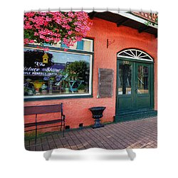 Picture Show Shower Curtain by Michael Thomas